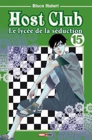 Host Club - Le lycée de la séduction Vol. 15