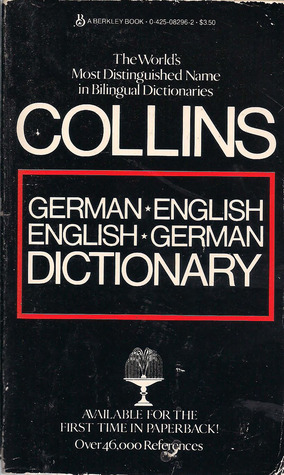 Collins German Dictionary by Judith  Collins