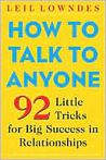 How to Talk to An...