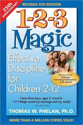 1-2-3 Magic by Thomas W. Phelan