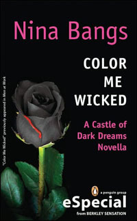 Color Me Wicked (Castle of Dark Dreams, #0.5) by Nina Bangs