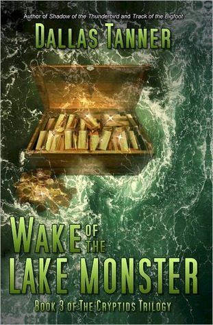 Wake of the Lake Monster by Dallas Tanner
