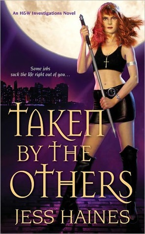 Taken By The Others by Jess Haines
