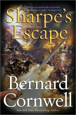 Book Review: Bernard Cornwell's Sharpe's Escape: Richard Sharpe and the Bussaco Campaign