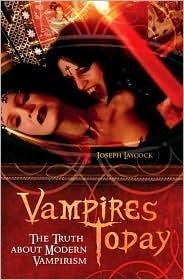 Vampires Today by Joseph Laycock