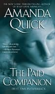 book cover: The Paid Companion by Amanda Quick
