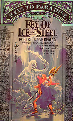 Key of Ice and Steel (Keys to Paradise, #3)