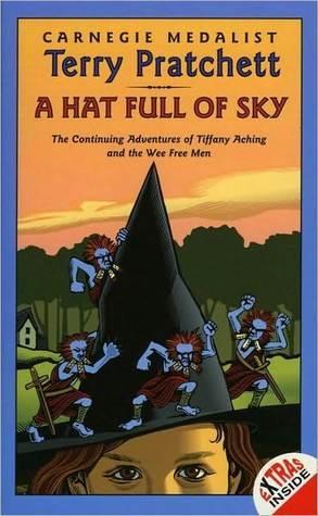 A Hat Full of Sky by Terry Pratchett