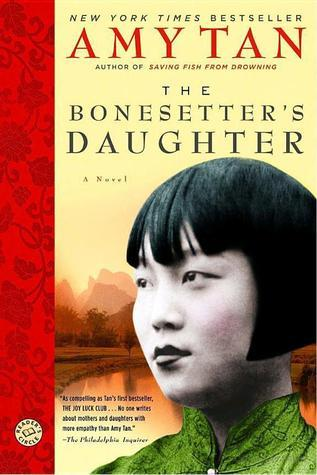 Cover of The Bonesetter's Daughter by Amy Tan