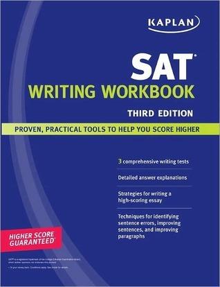 Kaplan Sat Writing Workbook Pdf