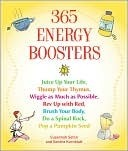 365 Energy Boosters by Susannah Seton
