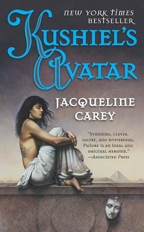 Goodreads | Kushiel's Avatar (Phèdre's Trilogy #3)