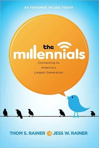 The Millennials by Thom S. Rainer