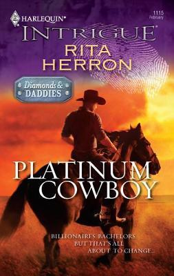 Platinum Cowboy by Rita Herron