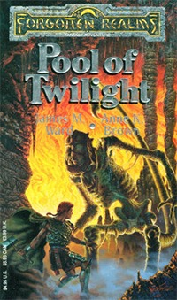 Pool of Twilight by James M. Ward