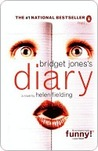 Book cover for Bridget Jones's Diary (Bridget Jones, #1)