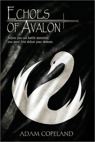 book cover for Echoes of Avalon