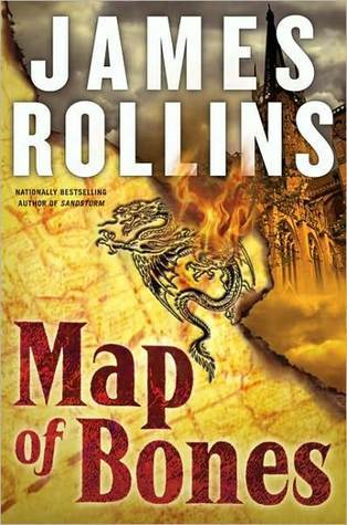 Map of Bones Sigma Force 2 by James Rollins