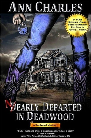 Nearly Departed in Deadwood (Deadwood, #1)