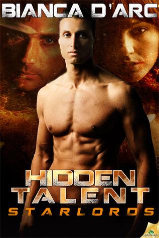 Hidden Talent (StarLords, #1)