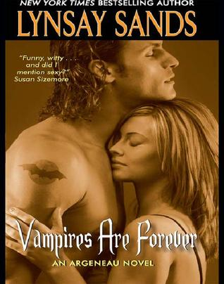 Vampires Are Forever(Argeneau 8)