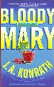 Bloody Mary (Jack Daniels Mystery, #2)