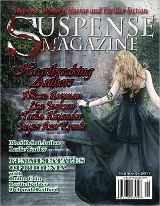 Suspense Magazine February 2011