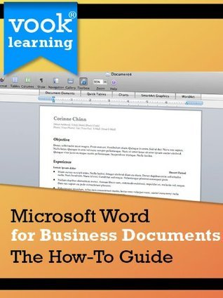Microsoft Word for Business Documents: The How-To Guide