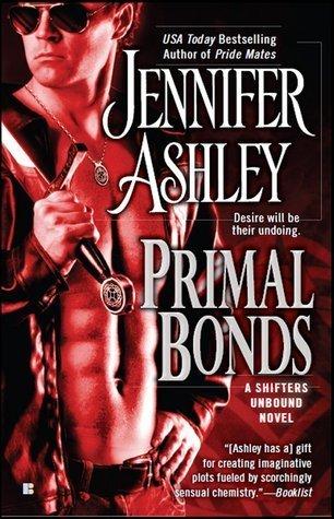 Primal Bonds(Shifters Unbound 2)
