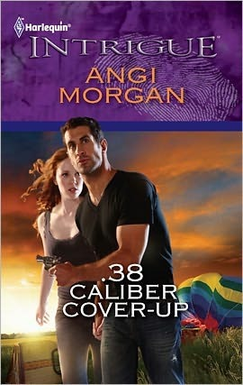 Review: .38 Caliber Cover-Up – Angi Morgan