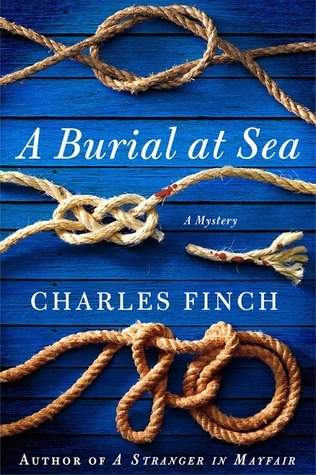 A Burial at Sea(Charles Lenox Mysteries 5)