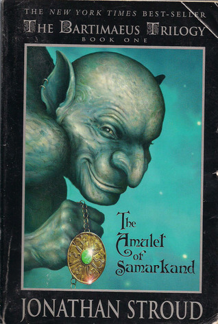 Ebook The Amulet of Samarkand by Jonathan Stroud TXT!