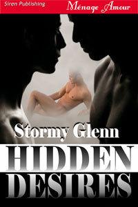Hidden Desires (Tri-Omega Mates, #3)