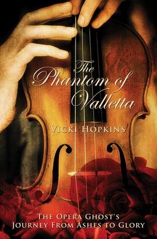 The Phantom Of Valletta by Vicki Hopkins