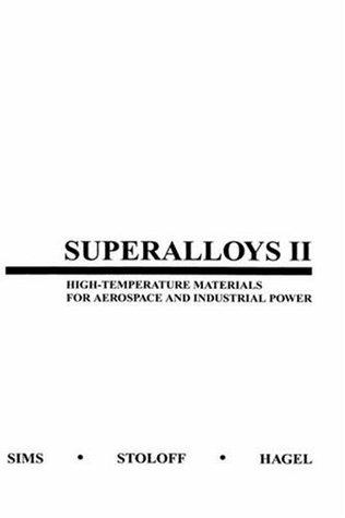 Superalloys II