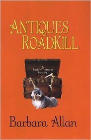 Antiques Roadkill by Barbara Allan