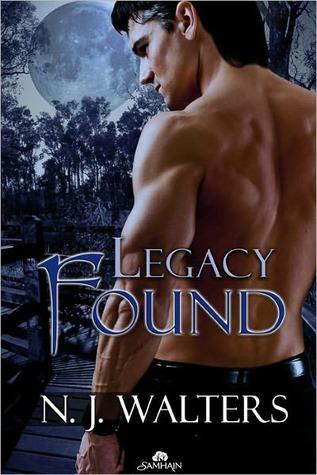 Legacy Found by N.J. Walters