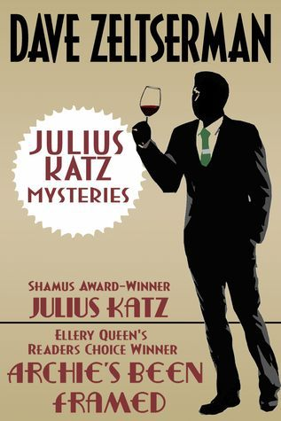 Julius Katz Mysteries by Dave Zeltserman