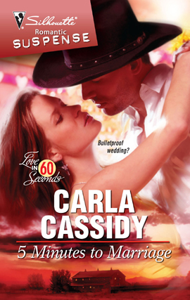 5 Minutes to Marriage by Carla Cassidy