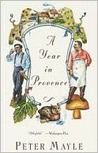 Book cover for A Year in Provence (Provence, #1)