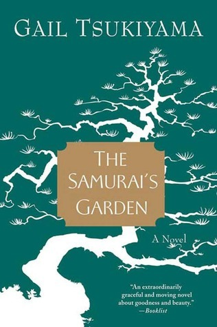 Image result for the samurai garden goodreads