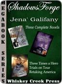ShadowsForge Trilogy Megabook by Jena' Galifany