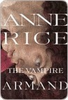 Book cover for The Vampire Armand (The Vampire Chronicles, #6)