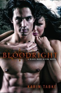 Bloodright by Karin Tabke