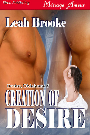 Creation of Desire by Leah Brooke