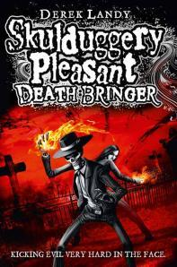Death Bringer (Skulduggery Pleasant, #6)...