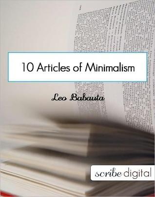 Zen Minimalism