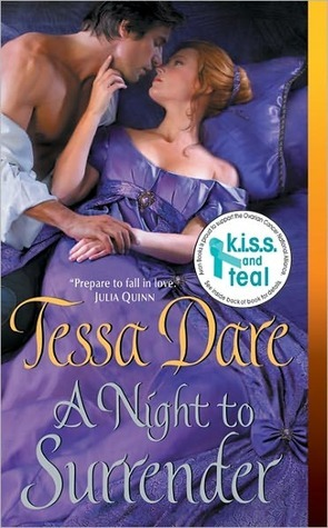 Image result for a night to surrender by Tessa Dare