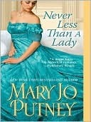 Never Less Than A Lady (Lost Lords #2)
