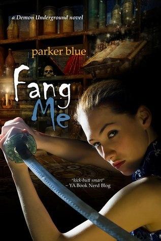 Fang Me by Parker Blue